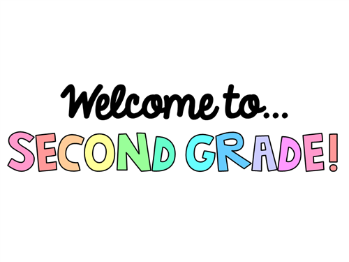 Morgan, Megan / Welcome to 2nd Grade!