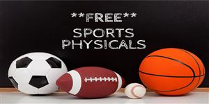 Free Fall Sports Physicals