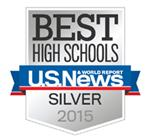 Best High Schools U.S. News Silver Award