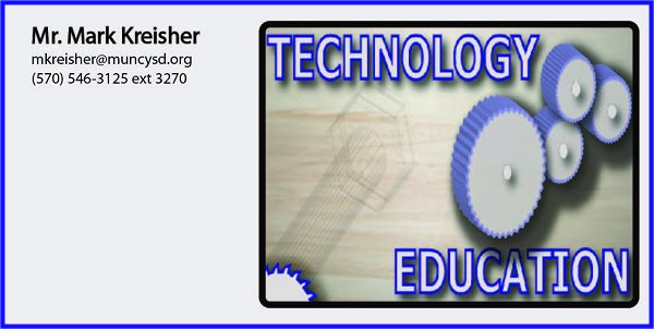 Technology Education Title
