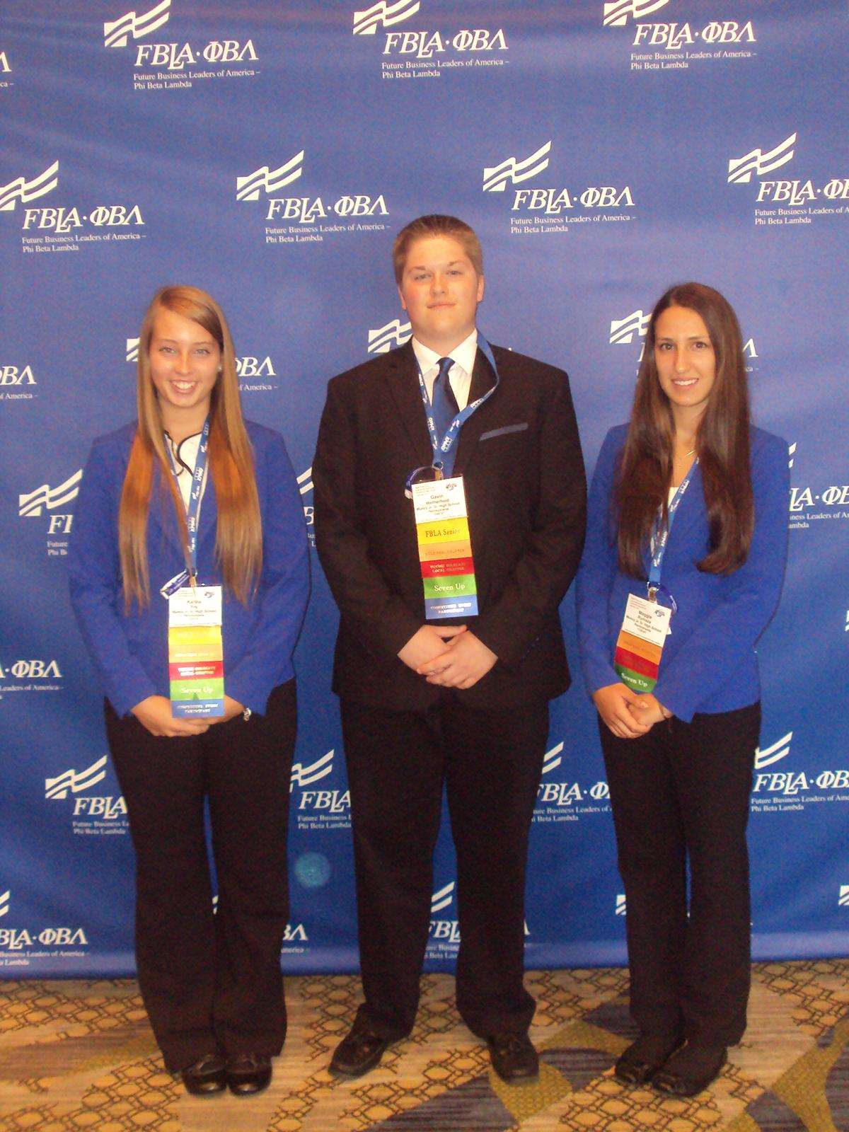 Way to go Muncy FBLA